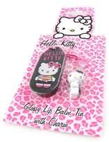 Hello Kitty Gloss 'Hello Kitty' + phone accessory.