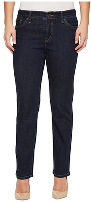 Lauren Ralph Lauren Petite Slimming Modern Curvy Jeans (Rinse Wash) Women's Jeans