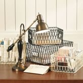 Wire Organizer Baskets -Set of 2