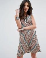 Glamorous Printed Dress