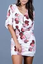 Ark & Co Floral Twist Dress