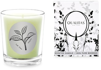 Qualitas Candles Earl Grey Scented Beeswax Candle