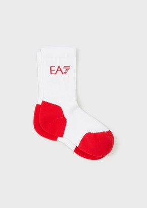 Emporio Armani Socks With Ea7 Logo