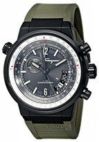 Salvatore Ferragamo Men's FQ2010013 F-80 Black Ion-Plated Stainless Steel Watch
