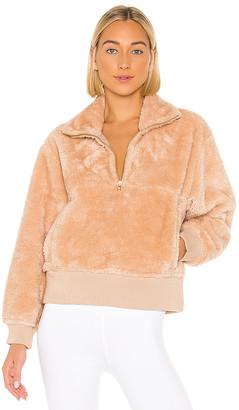 Varley Duray Fleece Pullover