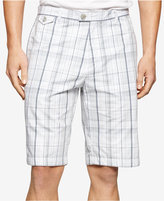 Calvin Klein Men's Plaid Shorts
