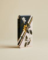 Ted Baker SIVANYA Savanna iPhone X clip mirror case