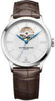 Baume & Mercier Men's Swiss Automatic Classima Brown Alligator Leather Strap Watch 40mm M0A10274