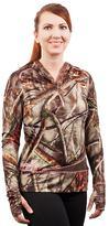 Huntworth Active Camo Fleece Hiking Hoodie - Women's