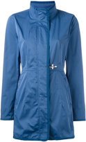 Fay single breasted coat - women - Polyester/Viscose/Cotton - XS