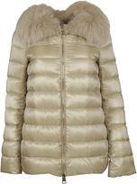 Herno Fur Detail Down Jacket