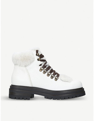 Kurt Geiger London Regent leather boots