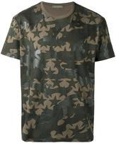 Valentino Rockstud Camustars T-shirt - men - Cotton - S