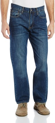 Izod Men's Big & Tall Relaxed Fit Jean