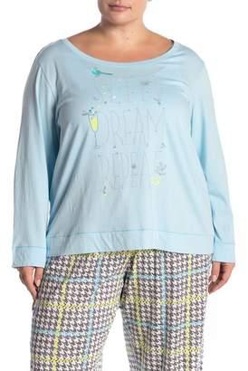 Hue Sleep Dream Repeat Long Sleeve T-Shirt