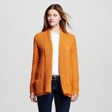 Women's Textured Open Layering Cardigan - Merona