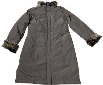 Woolrich Ecru Coat for Women