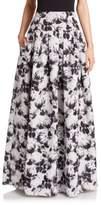 Sachin + Babi Larch Printed Ball Skirt