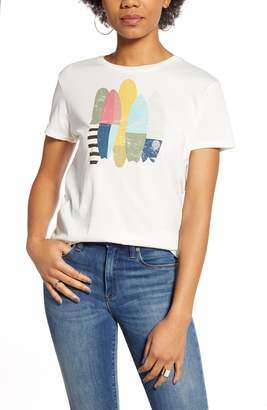 Rip Curl Which Board Boyfriend Tee