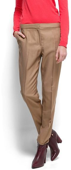 MANGO Suit trousers
