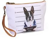 Riah Fashion Boston Terrier Cosmetic Pouch