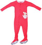 Carter's Toddler Patterned Pyjamas With Feet