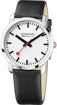 Mondaine A6383035011sbb Simply Elegant Stainless Steel Watch