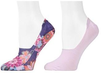 Natori Pop Floral Liners - 2 Pair Pack