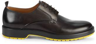 HUGO BOSS Montreal Leather Derby Shoes