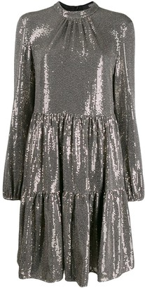 Steffen Schraut Sequin Mini Dress