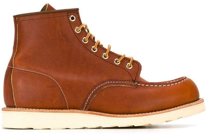 Red Wing Shoes 'Inch Mock' boots