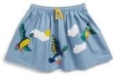 Toddler Girl's Mini Boden Adventure Sequin Skirt