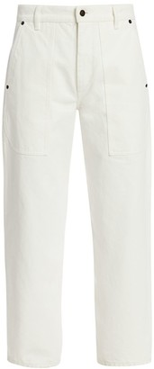The Row Hester Wide-Leg Jeans