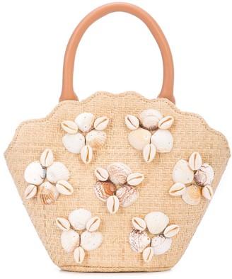 Loeffler Randall shell mini bag