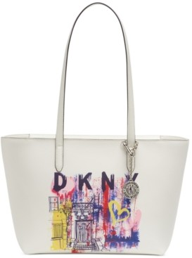 DKNY Bryant Leather Tote, Created for Macy's