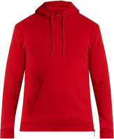 Balmain Hooded cotton sweatshirt