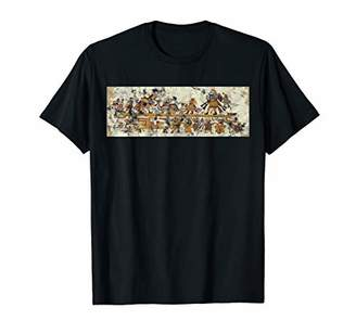 Beautiful Moche Art Ancient Art from Mochica T-Shirt