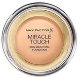 Max Factor Miracle Touch Foundation Golden 75 (Pack of 2)