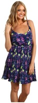 BB Dakota Damara Dress (Purple) - Apparel