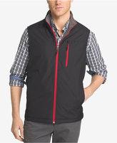 Izod Men's Reversible Full Zip Vest