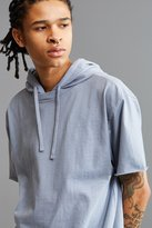 Urban Outfitters Boxy Hooded Tee