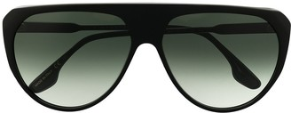 Victoria Beckham Eyewear 001 Aviator Frame Sunglasses
