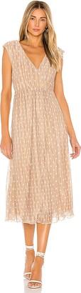 House Of Harlow x REVOLVE Karina Midi Dress