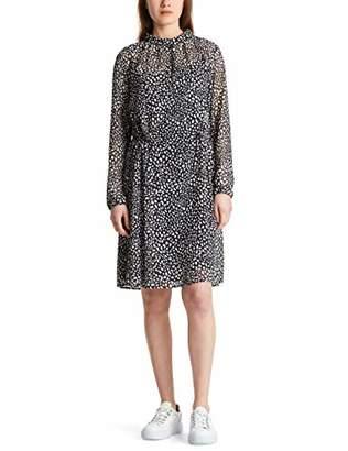 Marc Cain Women's Casual Kleider Dress,8 (Size: 1)