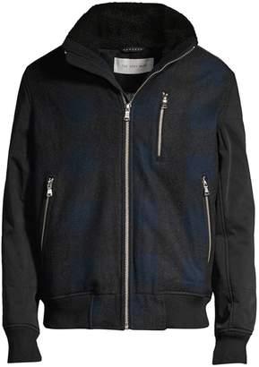 The Very Warm Hyde Sherpa Collar Jacket