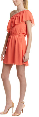 Parker One-Shoulder Mini Dress