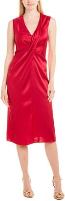 Diane von Furstenberg Katrita Midi Dress