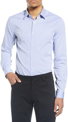 Tiger of Sweden Extra Slim Fit Stretch Dress Shirt