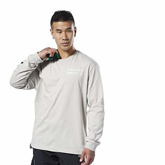 Reebok Work Out Ready Supremium 2.0 Tee Sandstone X-Small