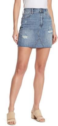 Joe's Jeans High Waisted Denim Skirt